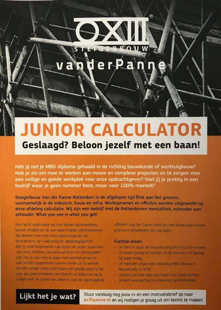 Junior Calculator 2019
