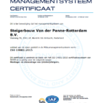 ISO 140012015 NLD
